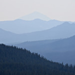 Colin Fletcher_Andreas M Cohrs_California hiking_Northern Sierra_ranges of blues
