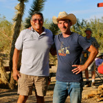 Colin Fletcher_Andreas M Cohrs_California hiking_Mojave Desert_Goffs deep pit bbq