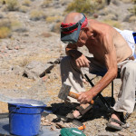 Colin Fletcher_Andreas M Cohrs_California hiking_Mojave Desert_Goffs Desert engineering_prospecting caveman