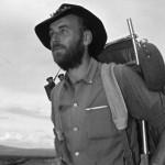 Colin Fletcher hiking California