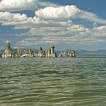 Colin Fletcher_Andreas M Cohrs_California hiking_Mono Lake tufas