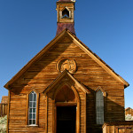 Colin Fletcher_Andreas M Cohrs_California hiking_Bodie methodist church