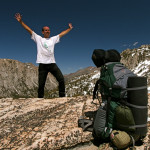 Colin Fletcher_Andreas M Cohrs_California hiking_Northern Sierra_Kirkwood pass