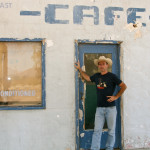 Colin Fletcher_Andreas M Cohrs_California hiking_Mojave Desert_Essex cafe