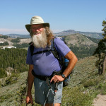 Colin Fletcher_Andreas M Cohrs_California hiking_Lake Tahoe Donner Pass_Billy Goat