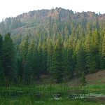 Colin Fletcher_Andreas M Cohrs_California hiking_Warner Mountains_Lily Lake