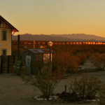 Colin Fletcher_Andreas M Cohrs_California hiking_Mojave Desert_Goffs railroad depot
