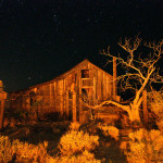 Colin Fletcher_Andreas M Cohrs_California hiking_Mojave Desert_cabin