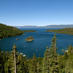 Colin Fletcher_Andreas M Cohrs_California hiking_Lake Tahoe Donner Pass_Emerald Bay