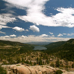 Colin Fletcher_Andreas M Cohrs_California hiking_Lake Tahoe Donner Pass