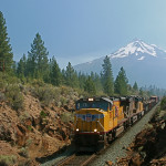 Colin Fletcher The Thousand Mile Summer Revisited California Serendipity trains
