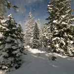 Colin Fletcher_Andreas M Cohrs_California hiking_High Sierra Nevada_snowfall