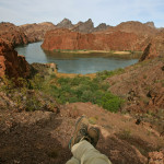 Colin Fletcher_Andreas M Cohrs_California hiking_Colorado River_Devil's Elbow