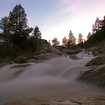 Colin Fletcher_Andreas M Cohrs_California hiking_Lake Tahoe Donner Pass_Carson River