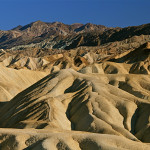 Colin Fletcher_Andreas M Cohrs_California hiking_Death Valley_Zabriskie Point