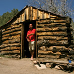 Colin Fletcher_Andreas M Cohrs_California hiking_Panamint Mountains_Hunter Cabin