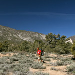 Colin Fletcher_Andreas M Cohrs_California hiking_Panamint Mountains_North Pass
