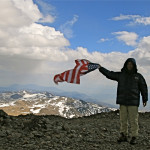 Colin Fletcher_Andreas M Cohrs_California hiking_White Mountains_summit 14246 ft