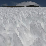 Colin Fletcher_Andreas M Cohrs_California hiking_White Mountains_Nieve penitentes