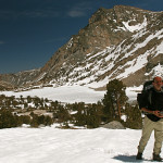 Colin Fletcher_Andreas M Cohrs_California hiking_High Sierra Nevada_Piute Pass