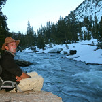Colin Fletcher_Andreas M Cohrs_California hiking_High Sierra Nevada_Piute Creek