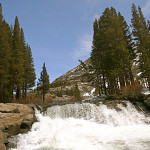Colin Fletcher_Andreas M Cohrs_California hiking_High Sierra Nevada_San Joaquin South Fork