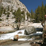 Colin Fletcher_Andreas M Cohrs_California hiking_High Sierra Nevada_Mono Creek