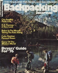 The complete talker_Backpacking spring76
