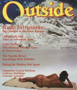 The man who invented backpacking_Outside Oct80