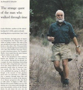 The strange quest of the man who walked through time_Smithsonian Feb81