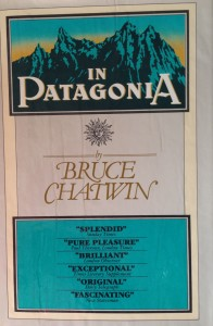 American West vintage books_Bruce Chatwin_In Patagonia