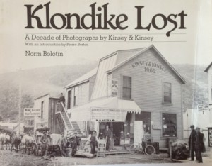 American West vintage books_Norm Bolotin_Klondike Lost_Kinsey